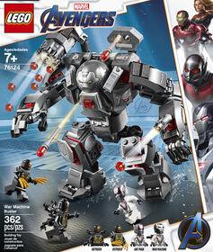 LEGO Super Heroes Marvel L'armure de War Machine 76124