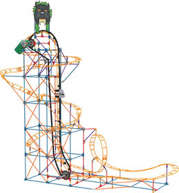 Coffret de construction Panther Attack Roller Coaster