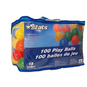 Stats - 100 Piece Replacement Balls