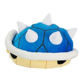 Mario Kart Club Mocchi-Mocchi- Blue Shell Plush Stuffed Toy