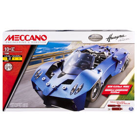 Meccano-Erector – Pagani Huayra Roadster Sports Car Building Set