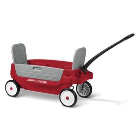 Radio Flyer - Grandstand Wagon 3-in-1 - R Exclusive