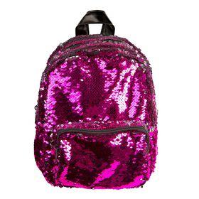 Pink Magic Sequin Mini Backpack