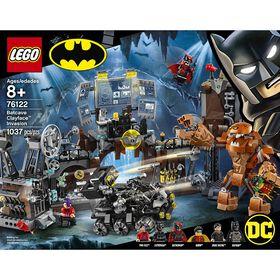 LEGO Super Heroes L'invasion de la Batcave par Gueule d'ar 76122