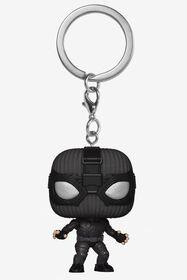 Funko POP Keychain! Marvel: Spider-Man far From Home - Spider-Man Stealth Suit Vinyl Figure