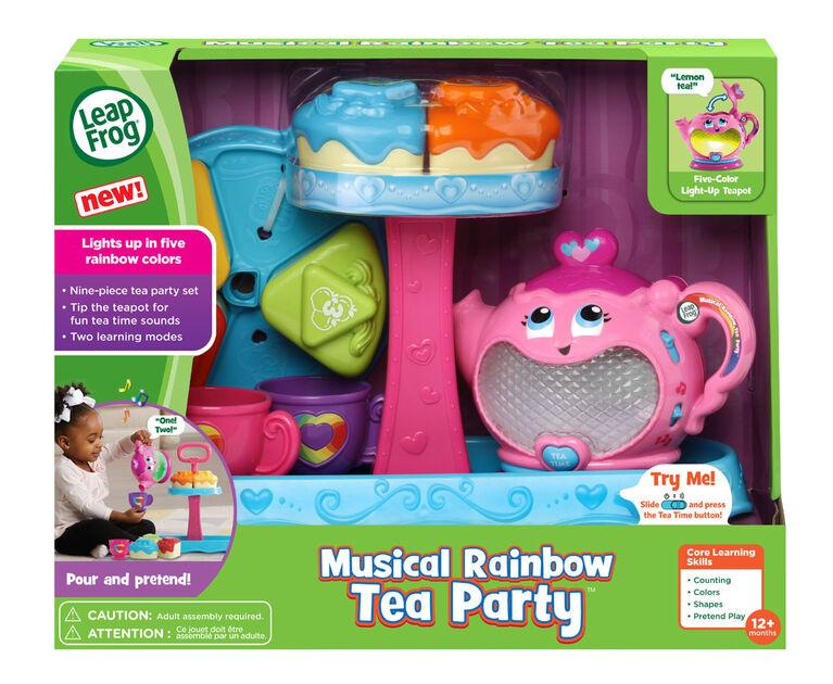 LeapFrog Musical Rainbow Tea Party - English Edition