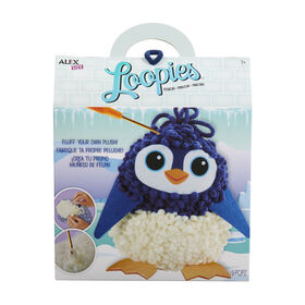 Alex Craft Loopies - Penguin