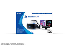 PlayStation VR Trover and Five Nights at Freddy's Bundle