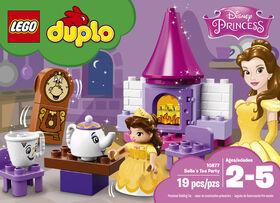 LEGO DUPLO Princess  Le goûter de Belle 10877