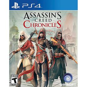 PlayStation 4 - Assassin's Creed Chronicles
