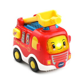 VTech Go! Go! Smart Wheels Fire Truck - English Edition