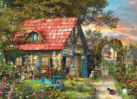 Eurographics Country Shed Oversize 300 PiecePuzzle