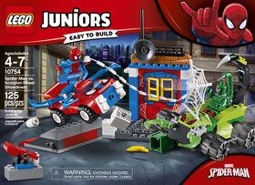 LEGO Juniors Spider-Man contre Scorpion 10754
