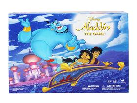 Retro '90s Disney Aladdin Board Game
