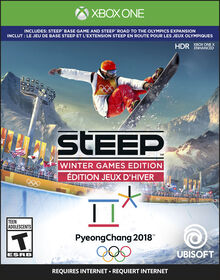 Xbox One - Steep Winter Games