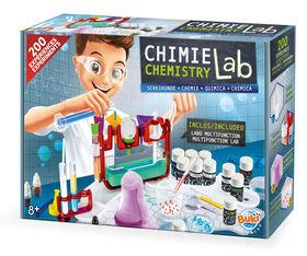 Buki -  Chemistry Lab 200