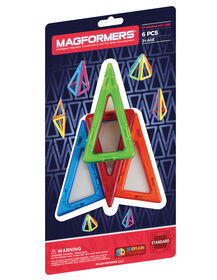 Magformers Angles Add On 6 Piece Set