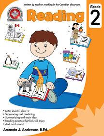 Grade 2 Reading Workbook