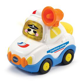 VTech Go! Go! Smart Wheels Police Car - French Edition