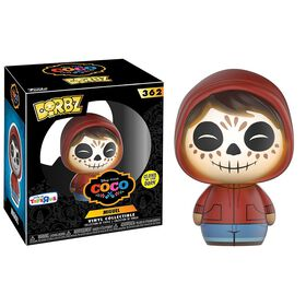 Funko Dorbz: Coco, Miguel Vinyl Figure with Painted Face (Toys R Us Exclusive) - R Exclusive
