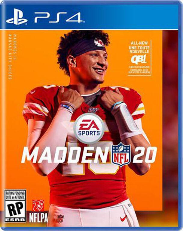 PlayStation 4 Madden NFL 20