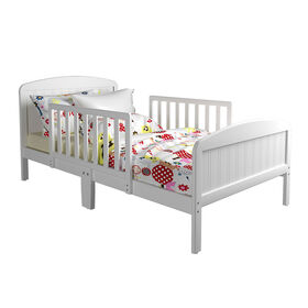 Rack Furniture Harrisburg Toddler Bed - Warm White