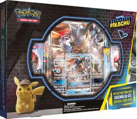 Pokémon Detective Pikachu Greninja-GX Special Case File - R Exclusive