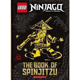 LEGO Ninjago: Book of Spinjitzu