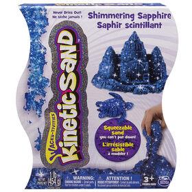 Kinetic Sand 1lb Shimmering Blue Sapphire