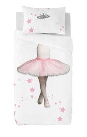 Gouchee Design - Ballerina Digital Print Twin Duvet Cover Set