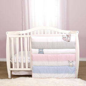Baby's First By Nemcor Nursery Crib Set