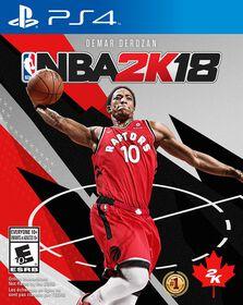 PlayStation 4 - NBA 2K18