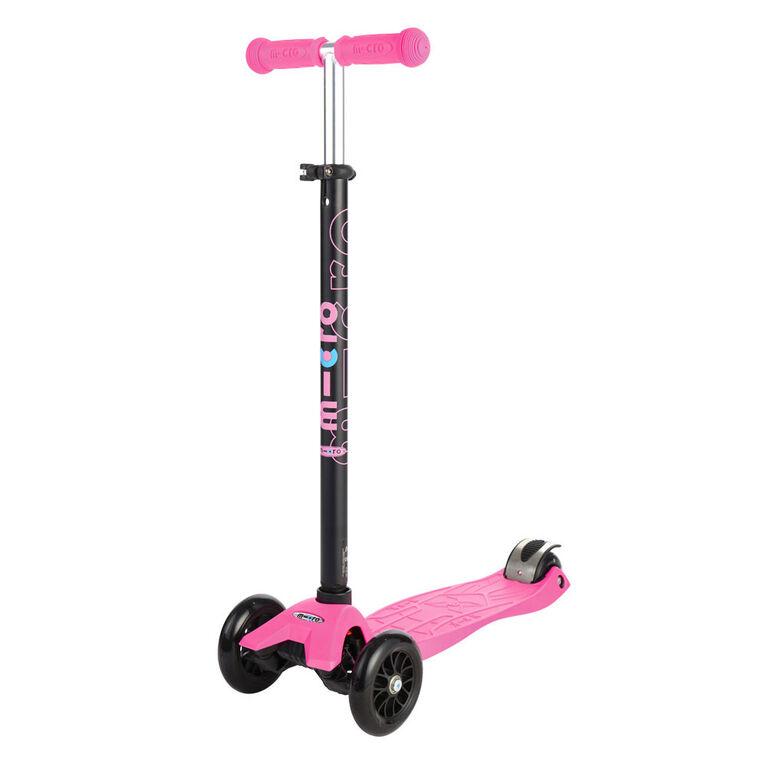 Micro Scooters - Maxi Micro Classic Kickboard Shocking Pink