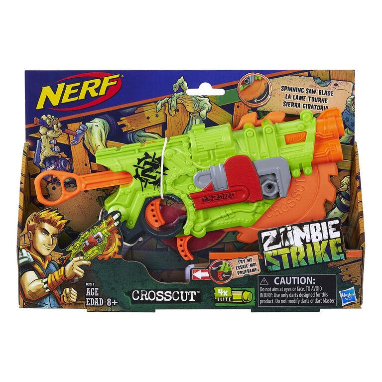 Nerf Zombie Strike Crosscut