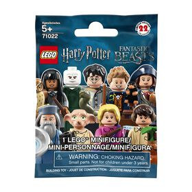 LEGO Minifigures Harry Potter and Fantastic Beasts 71022