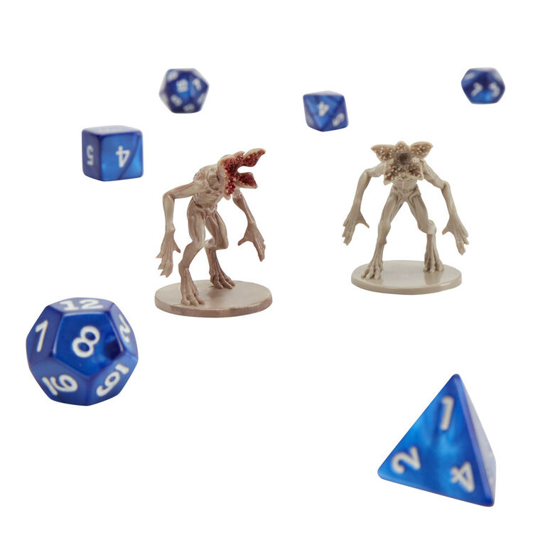 Hasbro Gaming Stranger Things Dungeons & Dragons Starter Set