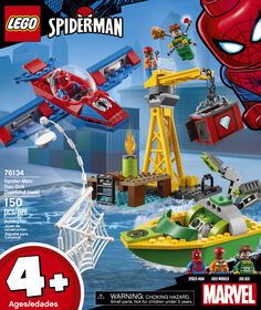 LEGO Super Heroes Spider-Man: Doc Ock Diamond Heist 76134