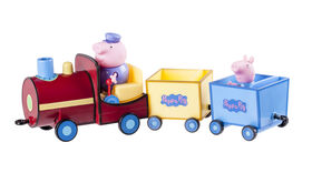 Peppa Pig - Grandpa Train
