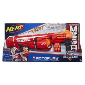 NERF N-Strike Mega Elite RotoFury Blaster