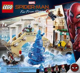LEGO Super Heroes Marvel Spider man et l'attaque d'Hydro-Man 76129