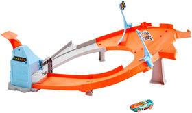 Hot Wheels Drift Master Champion, Playset - English Edition