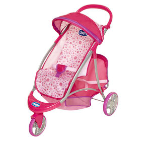 Chicco - Chicco Toy Jogger Stroller - Jogger Stroller for Dolls
