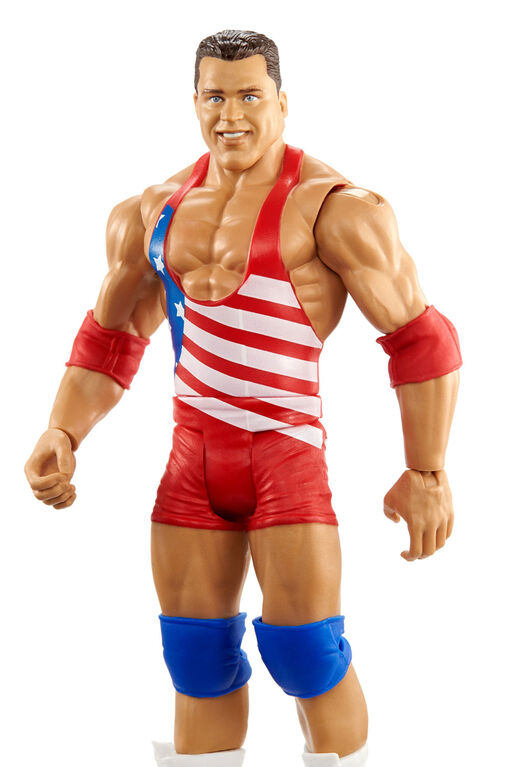 WWE Kurt Angle Action Figure.