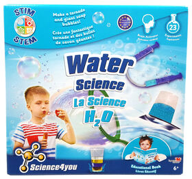 Science4you - La science de l'eau