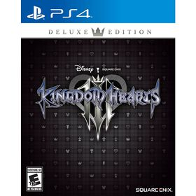 Kingdom Hearts 3 Deluxe Edition Play Station 4