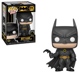 Funko POP! Heroes: Batman 80th - Batman (1989) Vinyl Figure