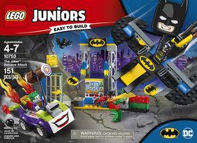 LEGO Juniors L'attaque du Joker™ de la Batcave 10753
