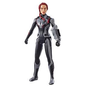 Marvel Avengers: Endgame Titan Hero Series Black Widow Action Figure with Titan Hero Power FX Port