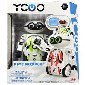 Robot Maze Breaker