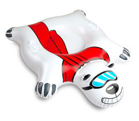 BigMouth Inc Polar Bear Snow Tube